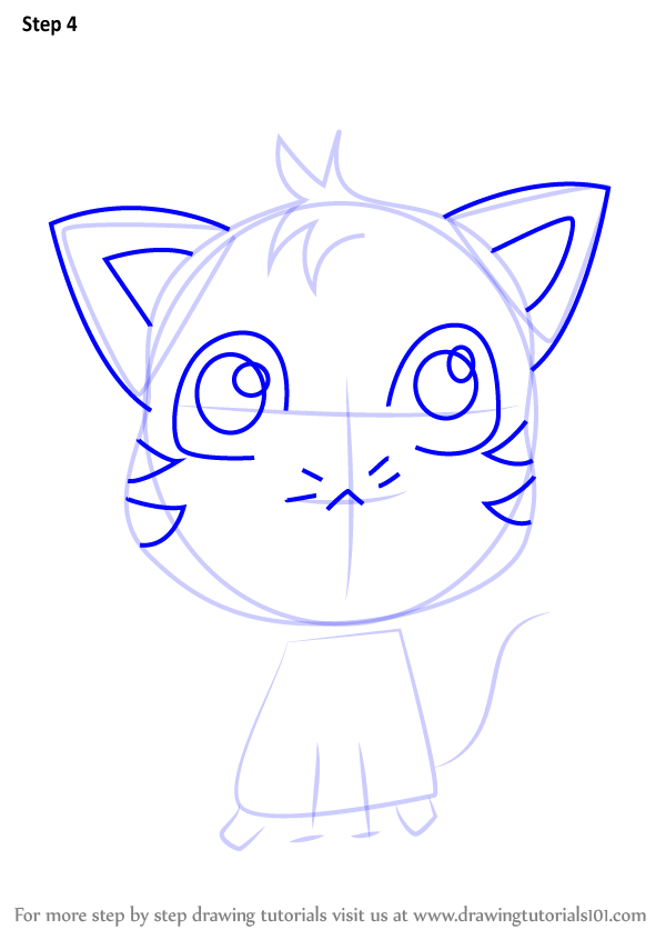 Learn How to Draw Chibi Jaune Tom From Gay Purr-ee (Chibi ...