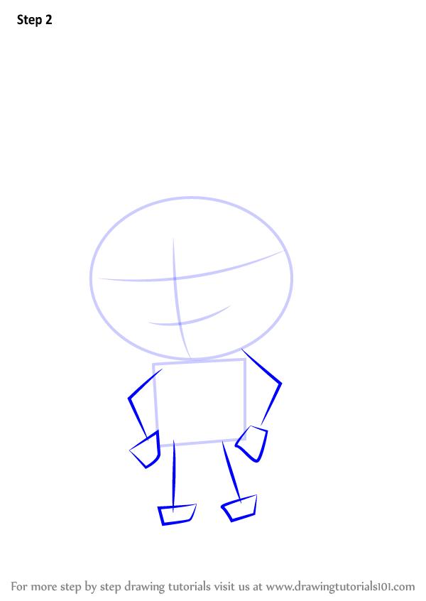 Learn How to Draw Chibi Naruto Uzumaki (Chibi Characters ... | 600 x 846 png 21kB