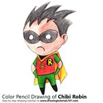 How to Draw Chibi Robin