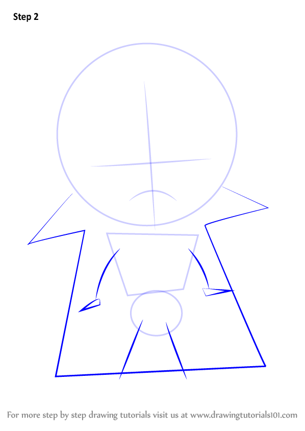 Learn How to Draw Chibi Vision (Chibi Characters) Step by ...