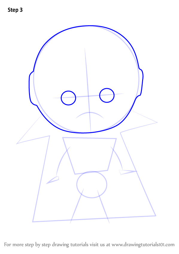 learn how to draw chibi vision chibi characters step by