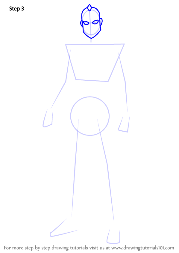 learn how to draw doctor fate  dc comics  step by step   drawing tutorials