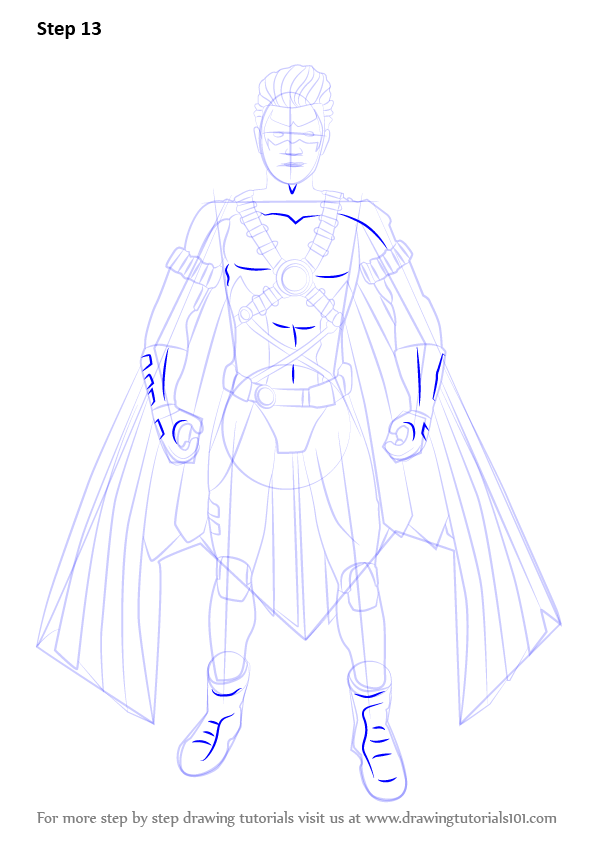 learn how to draw new 52 robin dc comics step by step