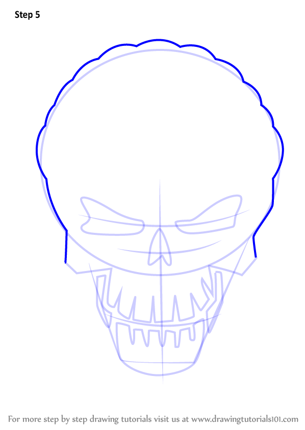 Learn How to Draw Slipknot from Suicide Squad (Suicide ... | 598 x 844 png 42kB