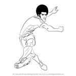 How to Draw Cool Joe from Supa Strikas