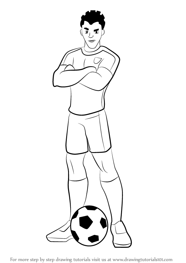 Learn How To Draw Shakes From Supa Strikas Supa Strikas Step By
