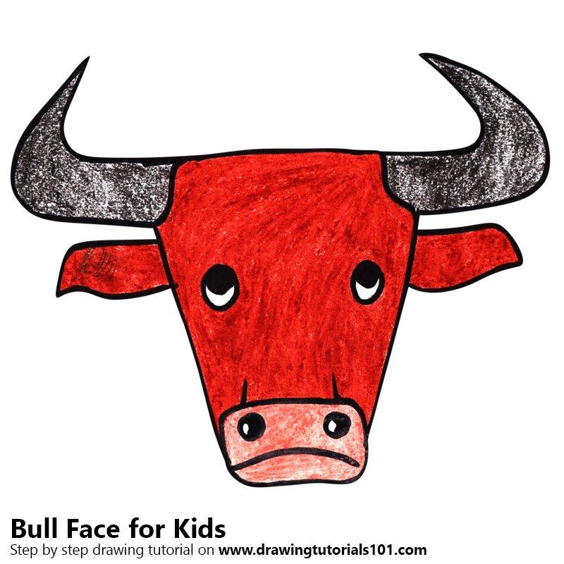 how to make a bull head