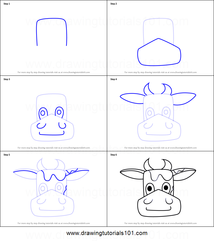 Images Of Cow Faces