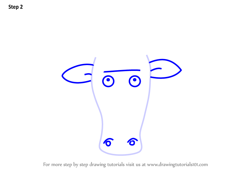 Learn how to draw a moose face for kids animal faces for kids how to draw a moose face for kids step 1 step 2 thecheapjerseys Images