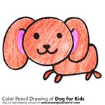 How to Draw a Dog for Kids