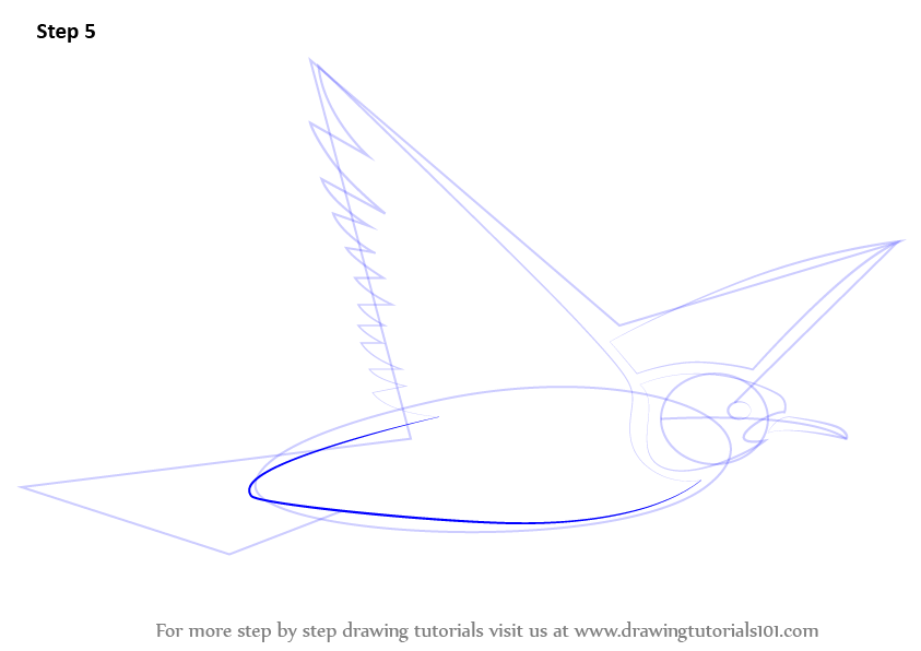 Flying Birds Drawings For Kids Flying Birds Drawing For Kids