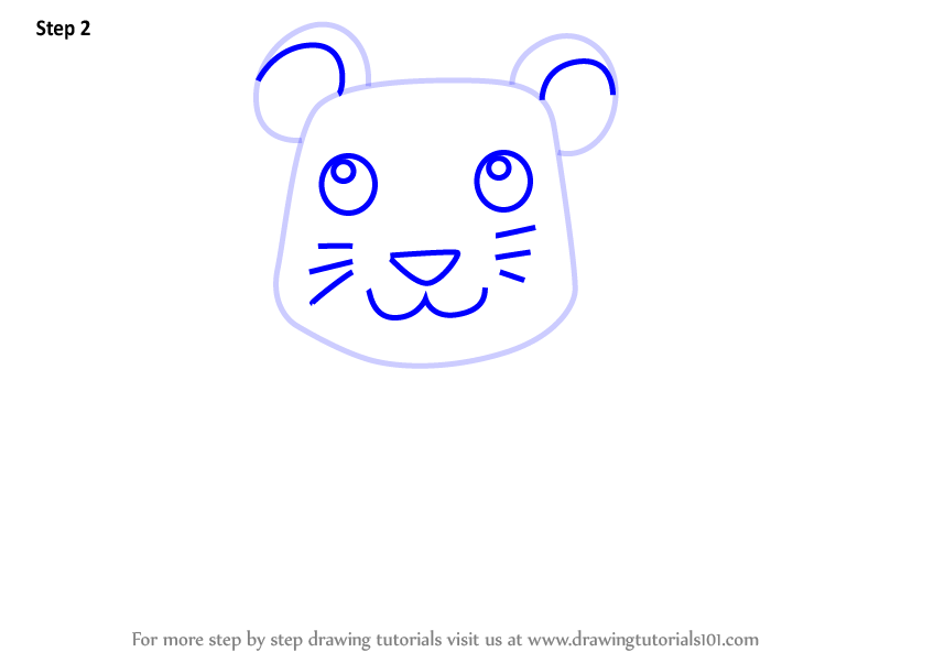 Learn How To Draw A Jaguar For Kids Animals For Kids Step By Step
