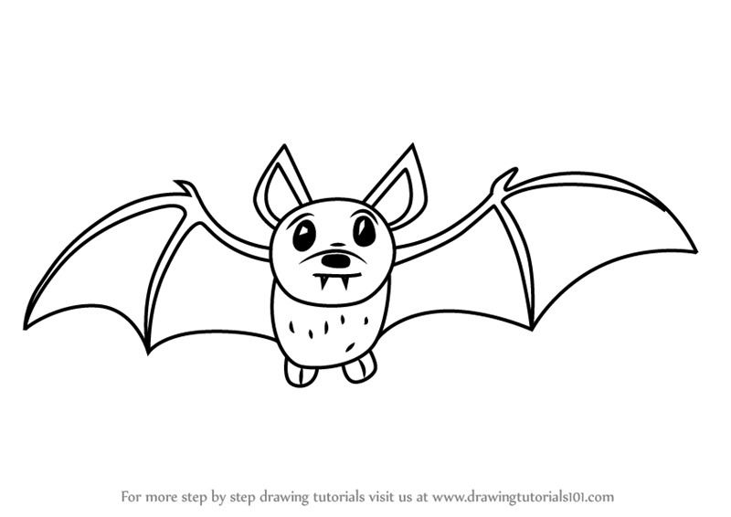 how to draw bearish bat