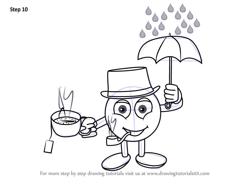 Learn How to Draw a Cartoon Figure (Cartoons for Kids ...