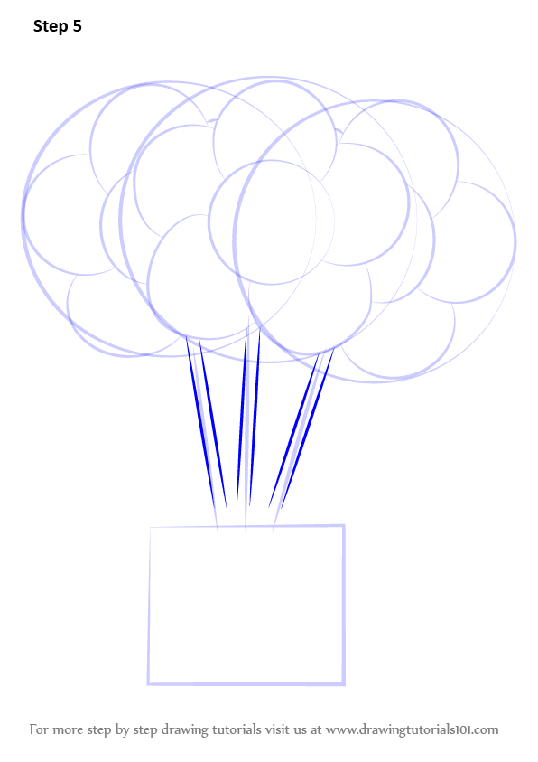 Learn how to draw a flower pot flowers step by step drawing step 5 ccuart Choice Image