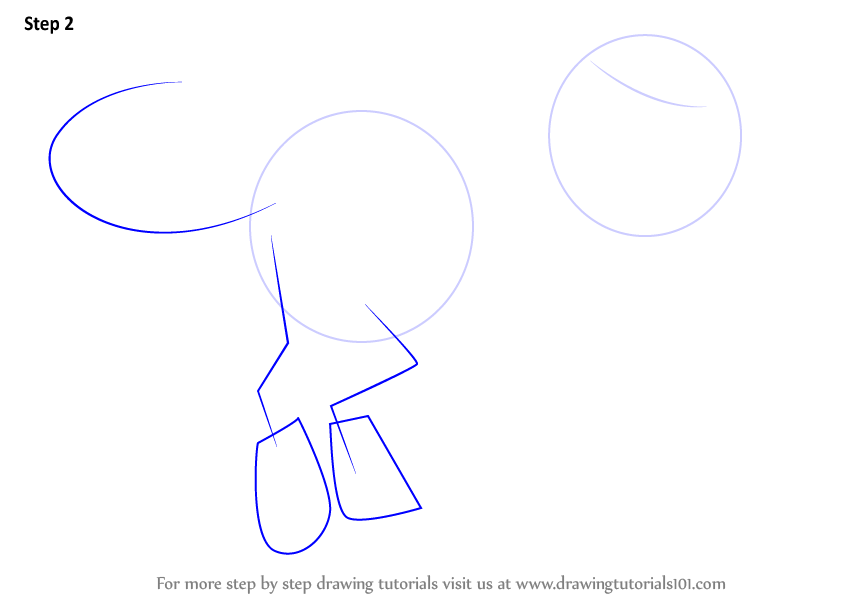 Step By Step How To Draw The Indomius Rex
