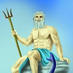 How to Draw Poseidon