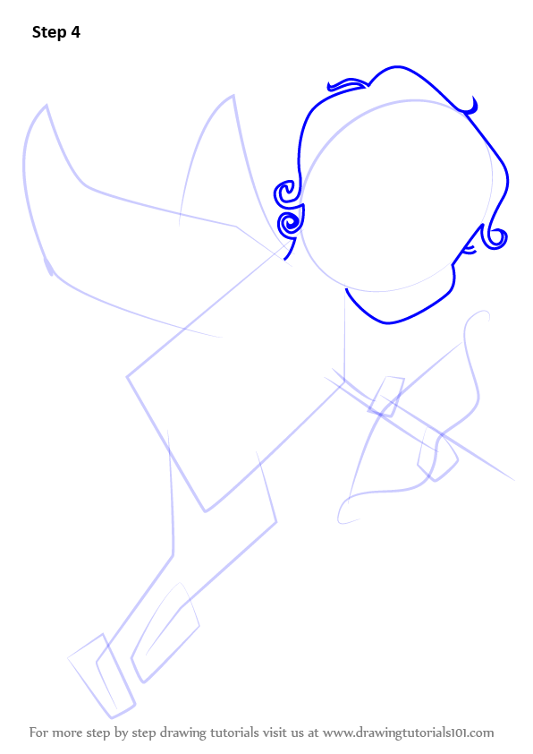 how to draw face on angle