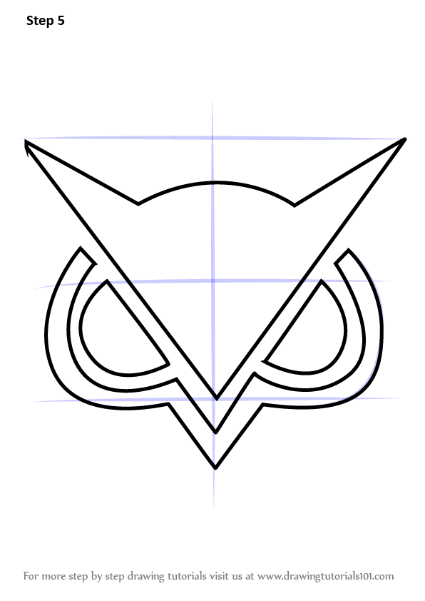 How To Draw Vanossgaming Logo on corvette coloring pages