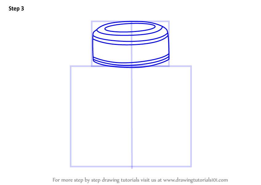 how to draw a cooking pot step by step