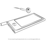 How to Draw Ipod Nano