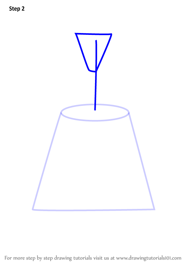 Learn How To Draw A Simple Bell Everyday Objects Step By