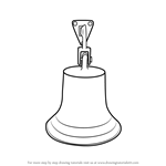 How to Draw a Simple Bell