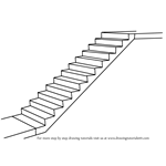 How to Draw Staircase