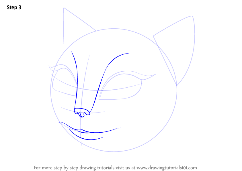 Learn How to Draw Talking Angela (Everyday Objects) Step by