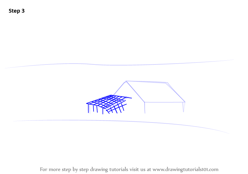 Step 3 Draw Shelter