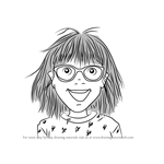Learn How to Draw Junie B from Junie B. Jones (Junie B. Jones ...