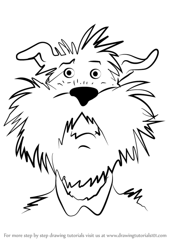 how to draw tickle from junie b jones - Junie B Jones Coloring Pages