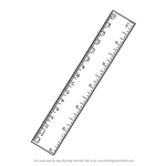 How to Draw Ruler