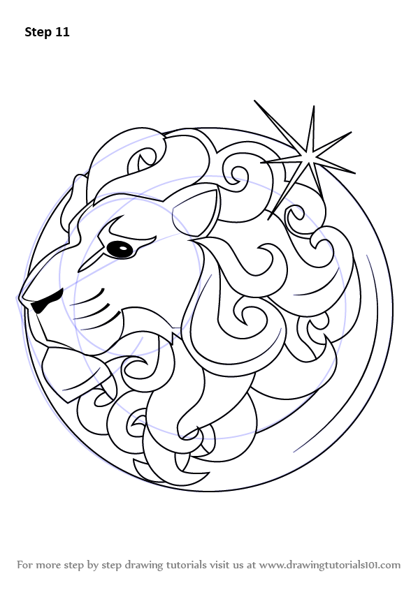 Learn How To Draw A Libra Zodiac Sign Zodiac Signs Step