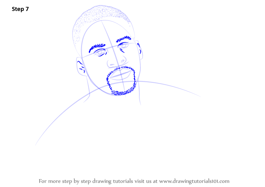 Learn How To Draw Draymond Green Basketball Players Step
