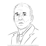 How to Draw Gregg Popovich