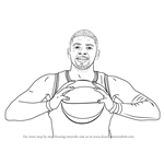 How to Draw Kyrie Irving