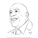 How to Draw Magic Johnson