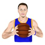 How to Draw Stephen Curry