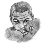 How to Draw Mike Tyson