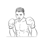 How to Draw Muhammad Ali
