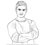 How to Draw Aamir Khan