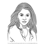 How to Draw Anushka Sharma