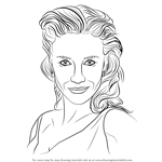 How to Draw Cate Blanchett