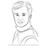 How to Draw David Yost