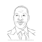 How to Draw Eddie Murphy