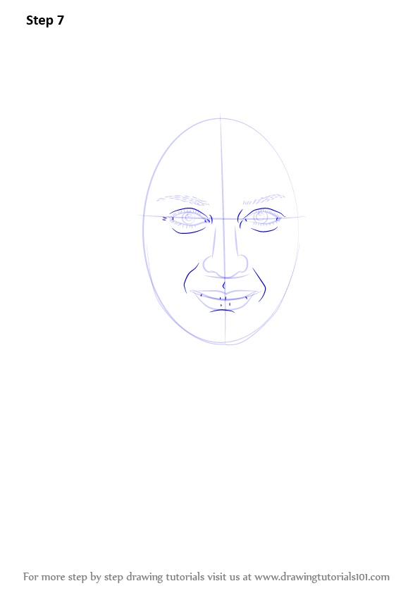 learn how to draw emily blunt  celebrities  step by step