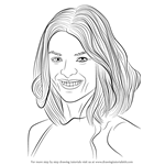 How to Draw Jaime King