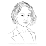How to Draw Jennifer Lawrence