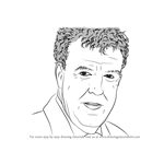 How to Draw Jeremy Clarkson